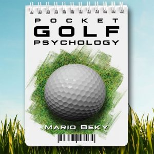 POCKET GOLF PSYCHOLOGY Mario Beky book