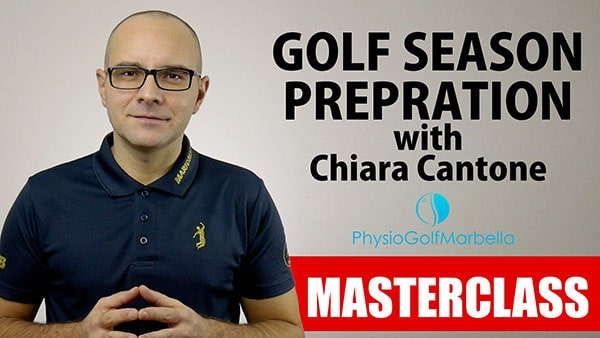 golf season preparation webinar mario beky