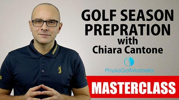 golf season preparation webinar mario beky