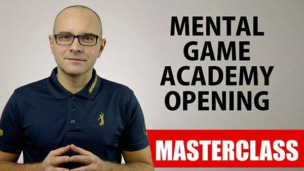 mental game academy opening webinar mario beky