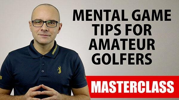 mental game tips for amateur golfers webinar mario beky
