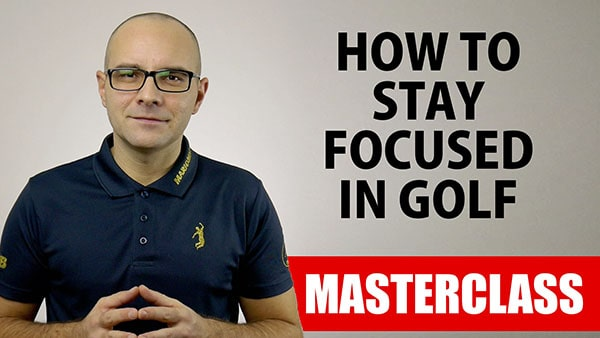 staying focused in golf webinar mario beky