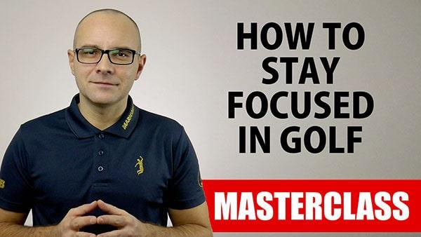 staying focused in golf webinar mario beky