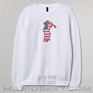 American Golfer Sweatshirt Mario Beky