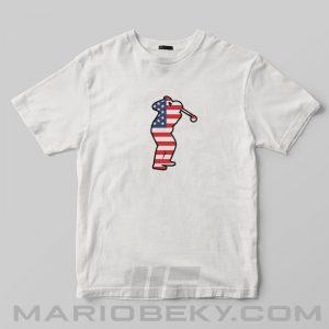 Mario Beky 2020 Tshirt American Golfer