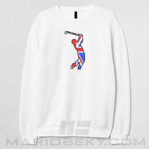 British Golfer Sweatshirt