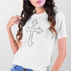 Tshirt Silver Cross Mario Beky