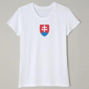 Tričko Slovenský znak na hrudi
