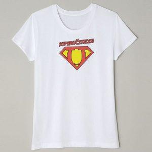 Tričko Super učiteľka