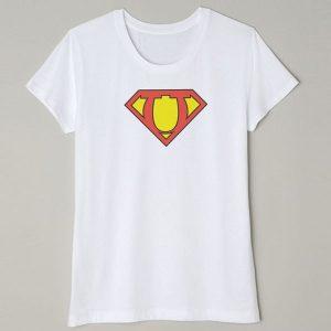 Tričko Super učiteľka v škole