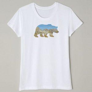 Tričko Tatranský medveď