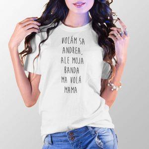 Tričko Volám sa Andrea