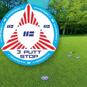 3 putt stop golf putting training aid mariobeky